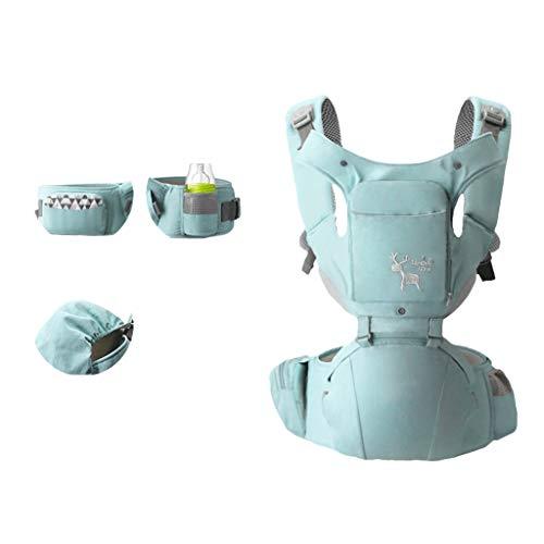 Porte-bébé Support Frontal Siège bébé Tabouret à la Taille Quatre Saisons Quatre Saisons Universel ( Color : D )