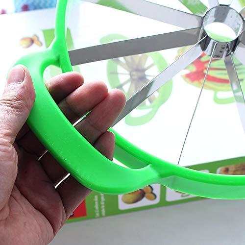 Wjfijz Fruit cutter Kitchen accessories Cutting Tools Slicer Muti-function