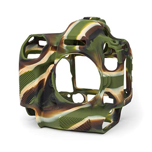 easyCover Camera Case Silicone Protection for Nikon D6 (camouflage)