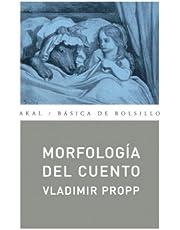 Morfología del cuento: 31 (Básica de Bolsillo)