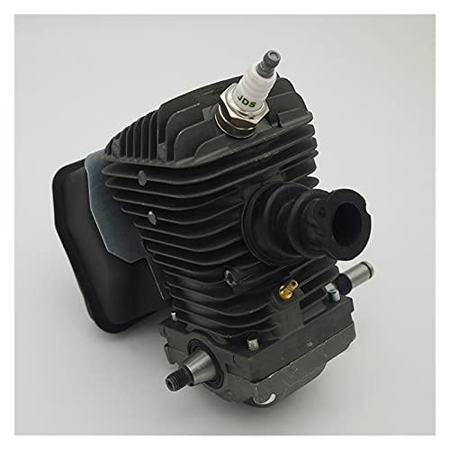 XINYE wuxinye 42.5mm 40 mm Cilindro de Motor Pistón de cigüeñal de cigüeñal Kit de silenciador Ajuste para Stihl MS250 MS230 025 023 MS 250 230 Piezas de Repuesto de Motosierra (Size : MS250 42.5MM)