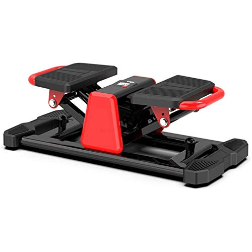 SHUILV Hydraulic Mute Stepper Commercial Mini In Compact Strider for Office Household Gym Sports Stovepipe Climbing Machine In-situ Pedal Machine Fitness Equipment