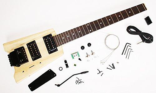 Cherrystone 0754235504962 Bausatz für Headless E-Gitarre