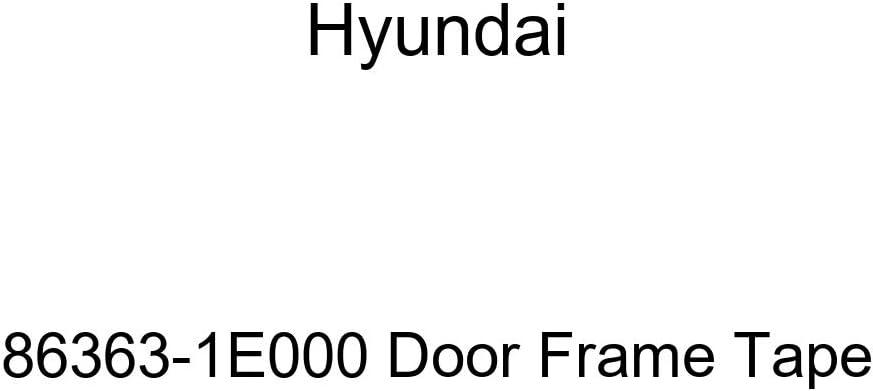 Genuine Hyundai 86363-1E000 Tape Frame Topics on TV Door Max 55% OFF
