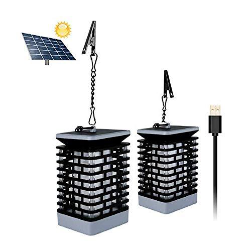 Solar lamp Flame lamp Garden Solar Lantern LED Solar Light Garden Lights Flame Light Landscape Sensor Light 2pcs. 2