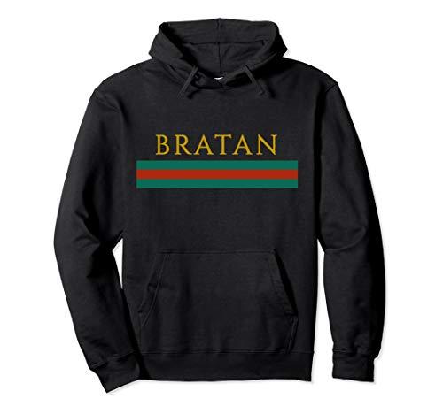 BRATAN Hoodie Sweater für Boys und Girls Sweatshirt Pullover Hoodie
