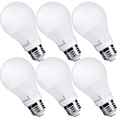 Hyperikon A19 9W Dimmable Bulbs