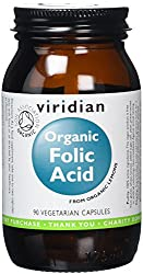 Review of viridian organic folic acid
