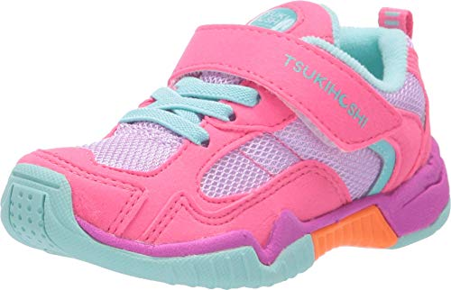TSUKIHOSHI Kids Blast Coral/Lavender - 2515-669-C/12 M US Little Kid