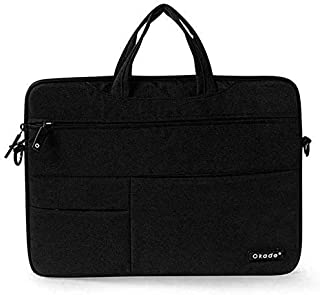 """Okade Laptop Sleeve Cover Case Carry Shoulder Bag Pouch Notebook Storage For MacBook Pro 15"""" (2019/2018/2017/2016) A1990/A..."""