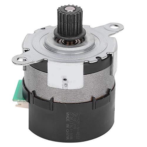 Servomotor, Servomotor DC sin escobillas en miniatura, 12V 3100RPM/24V 6100RPM, Equipo codificador de línea 100 de doble canal de alta velocidad, para control de alta precisión(12V)