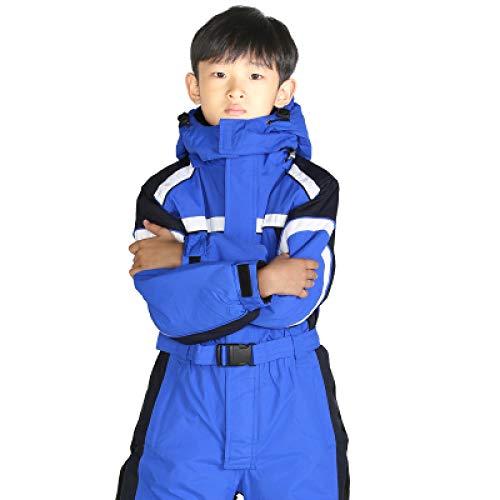 ZYJANO Combinaison de Ski Ensemble Femmes Hommes Vestes Sports de Plein air Snowboard Suit Costume Vêtements Imperméable Coupe-Vent -30 Warm Costume Jacket Pant, color17, XL
