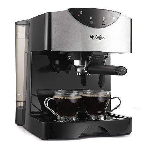 Mr. Coffee Automatic Dual Shot Espresso Cappuccino System