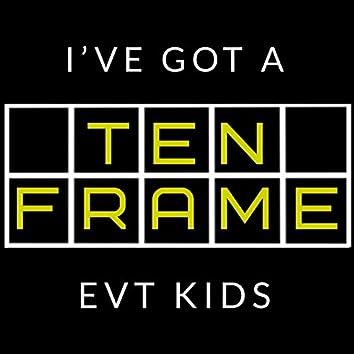 I've Got A Ten Frame