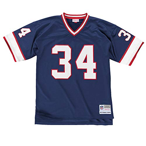 Mitchell & Ness Thurman Thomas #34 Buffalo Bills Legacy Throwback NFL Trikot Blau, XL