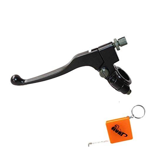 HURI Universal Kupplungshebel Kupplungshebeleinheit für 110cc 125cc Pit Dirt Pocket Bike DirtBike PitBike Cross Enduro