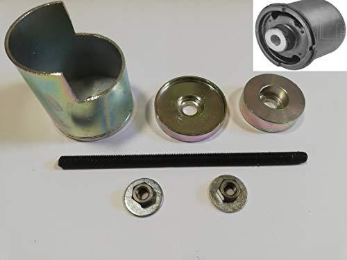 DR TOOLS Für Ford Fiesta MKVI MK6 MKVII MK7 2008-, B-MAX 2012- Demontage Montage Hinterachse Lenker Bügel Werkzeug