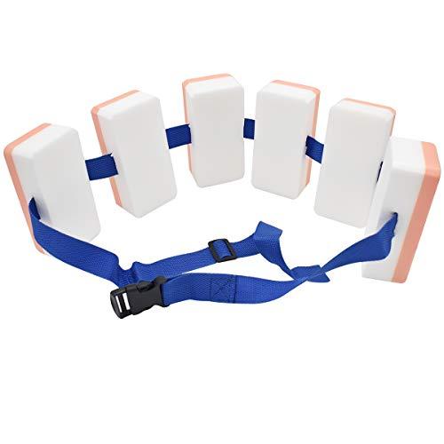 JEANGO Cintura Galleggiante da Nuoto per Bambini, Nuoto Supporto Ausiliario Cintura Galleggiabilità Scheda di Sicurezza Eva Ausiliario di Esercizio per Il Nuoto Acquatico Cintura per Bambini