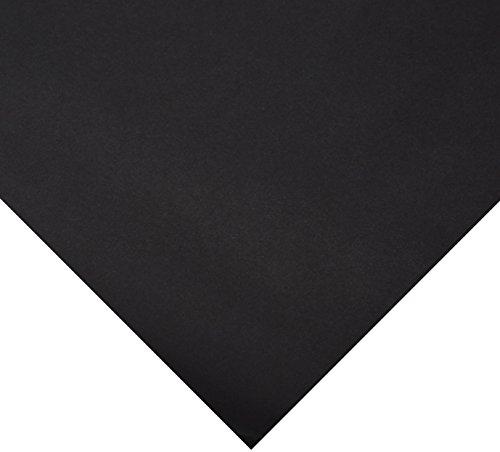 Rainbow. Kraft 1369530 0063304 Colored Paper Rolls, 48' x 200' Size, Black