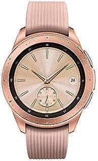 Samsung - Galaxy Watch Smartwatch 42mm Stainless Steel LTE SM-R815UZDAXAR GSM Unlocked - Rose Gold