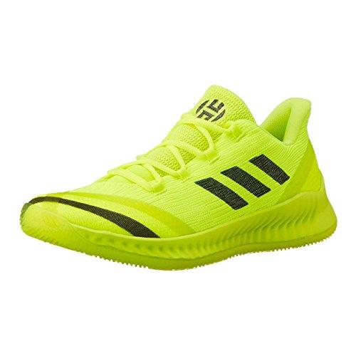 Adidas Harden B/E 2, Zapatillas de Deporte Hombre, Amarillo (Amasol/Negbás/Amasol 000), 49 1/3 EU
