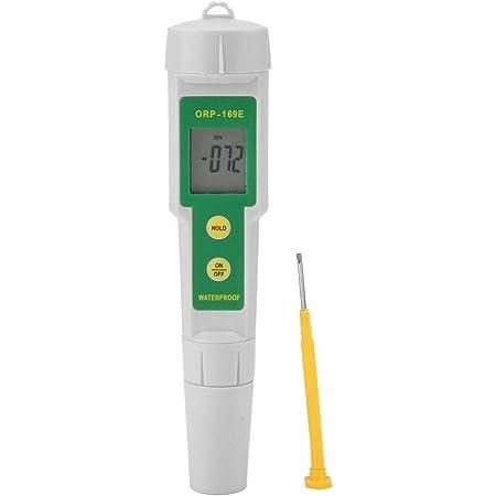 ペン型 ORPメーター 酸化還元電位計 デジタル水質測定メータ ORP&TEMPメーター 産業や実験や家庭用水質分析装置 測定範囲0-±1999mg/LmV