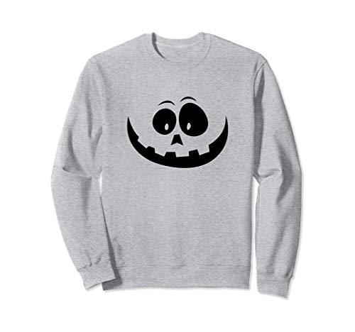 Disfraz de Jack O Lantern Calabaza Halloween Sudadera
