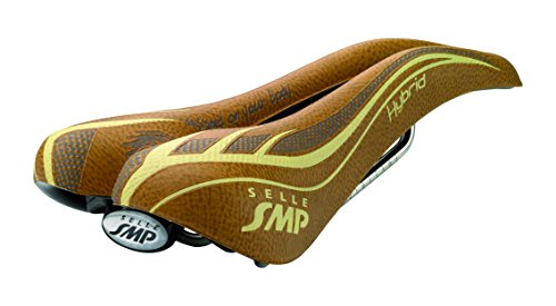Selle SMP Hybrid Sillín, Unisex, marrón, Medium