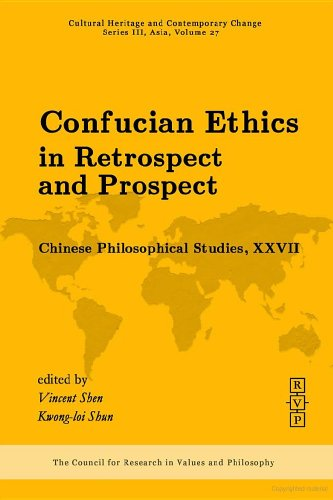 Confucian Ethics in Retrospect and Prospect