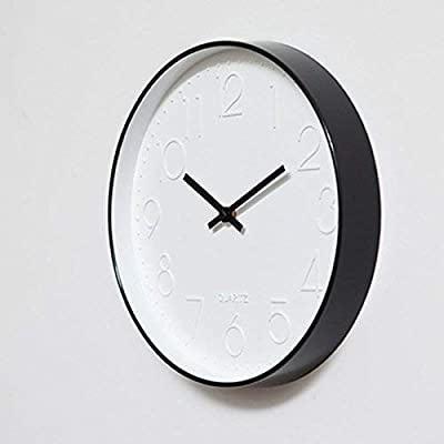 Wall Clocks Home Wall Clock Minimalist Modern Lounge Creative House Silence Mode Quartz Clocks Round Clock