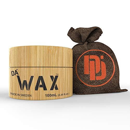 Da Dude Da Wax Hair Wax - Strong Hold Styling Wax Matte Finish
