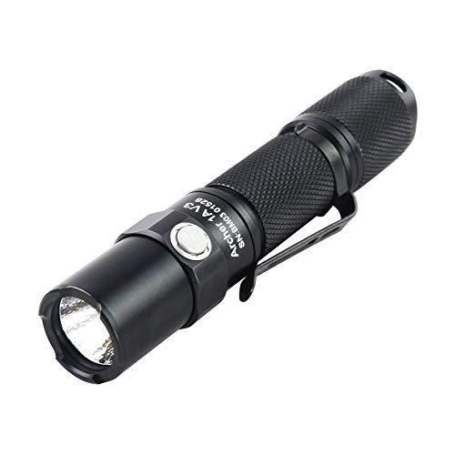 『ThruNite Archer 1A V3 懐中電灯 LED フラッシュライト ハンディライト小型 CREE XP-L V6搭載 明るさ最大200 ルーメン/最大照射距離66メートル/最大光度1088cd 4段階明るさ切替+ストロボモード IPX-8防水 単3アルカリ乾電池×1本使用 1AV3 CW』の6枚目の画像