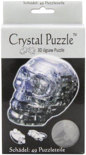HCM Kinzel 59114 - Puzzle de cristal, diseño e cráneo , color/modelo surtido