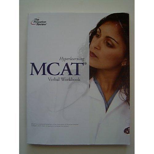 Hyperlearning MCAT Verbal Workbook (2011 - Princeton Review)