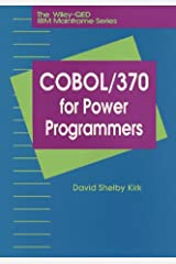 COBOL/370 for Power Programmers (The Wiley-Qed IBM Mainframe Series) Paperback