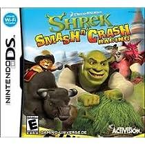 Shrek Smash N Crash NDS 【海外版】 Activision