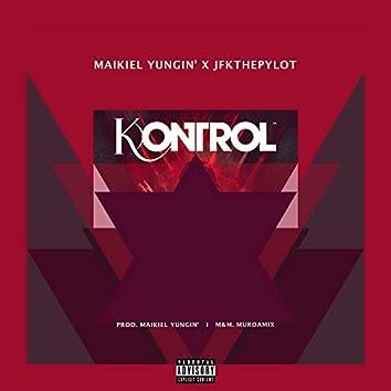 Kontrol (feat. JFKTHEPYLOT)