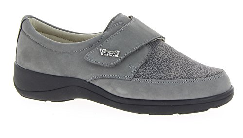 Varomed Tallin 79151-61 Damen Therapieschuhe Grau, UK 7, EU 40