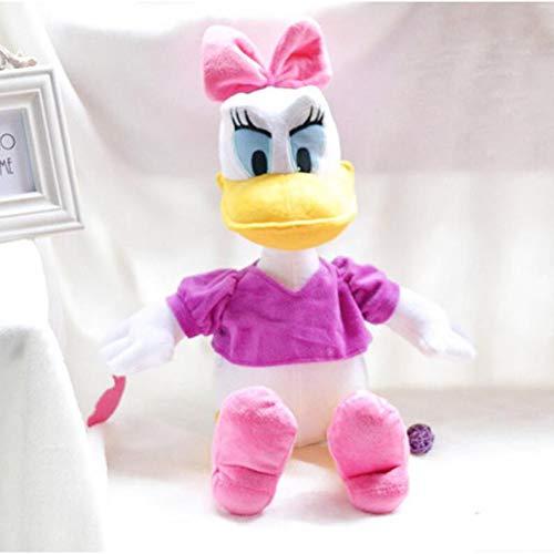 CZYCWJ 1Pcs 30Cm Echt Donald Duck En Daisy Eend Brinquedos Kawaii Pop Kinderen Cadeaus, Christmas Gift Voor Kid