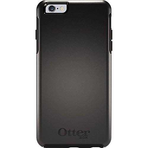 OtterBox Symmetry sturzsichere Schutzhülle für Apple iPhone 6 plus / 6s plus, Schwarz