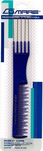 Comare Milano CB641 Round Brush, 2.5 16 Row by Comare