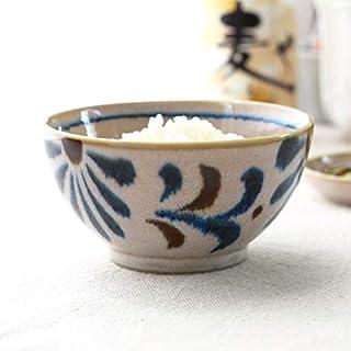 【cerapockke】かりゆし 茶碗 和食器 器 皿 陶器 磁器 おしゃれ かわいい 一人暮らし 和食 和皿 和風 沖縄 南国 食器 お茶碗 ライス ボール ボウル お米 国産 美濃焼