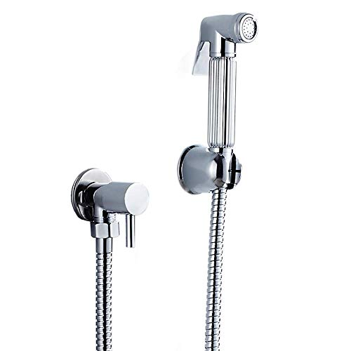 LILICEN CY Cuarto de baño del Grifo de la Ducha Bidet Bidet WC pulverizador de aleación de Zinc Bidet Titular DOUCHETTE WC baño Accesorio