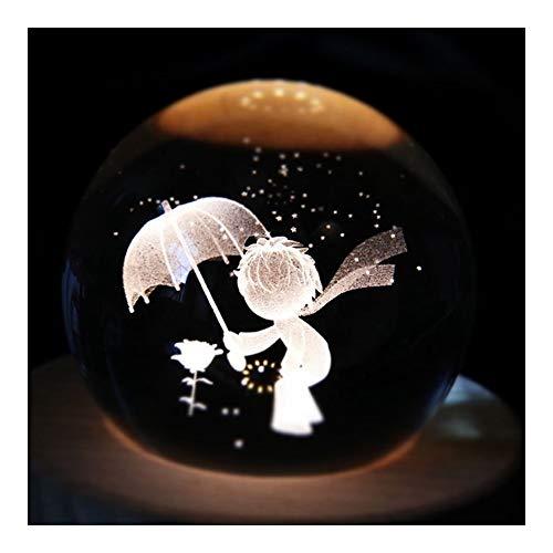 Taille Unique Rose SDYDAY Carousel Bo/îte /à Musique de Luxe LED Lumineux Rotatif Horloge Merry Go-Round Ch/âteau 3 Chevaux avec Ch/âteau de Musique dans Le Ciel pour Femme Fille Anniversaire