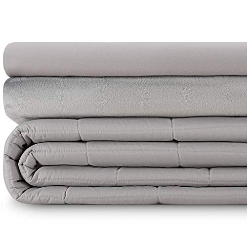 Luna Silky Cooling Weighted Blanket