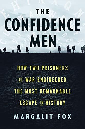 The Confidence Men Book