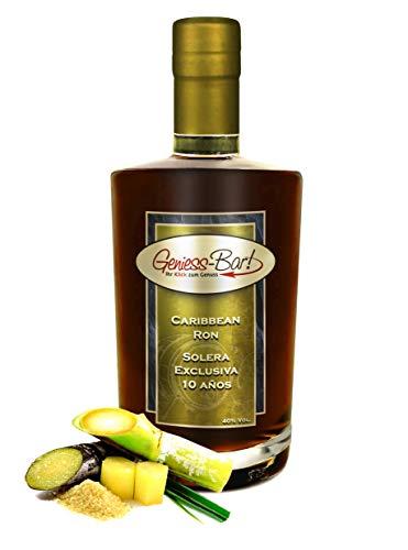 Rum Spirit 10 Jahre Solera Exclusiva 0,5L Explosion karibischer Aromen & sehr weich 40{8ec8513cb1272b56c79ab3be01b58ce80212e287402d770c23c0340a2c946a02} Vol
