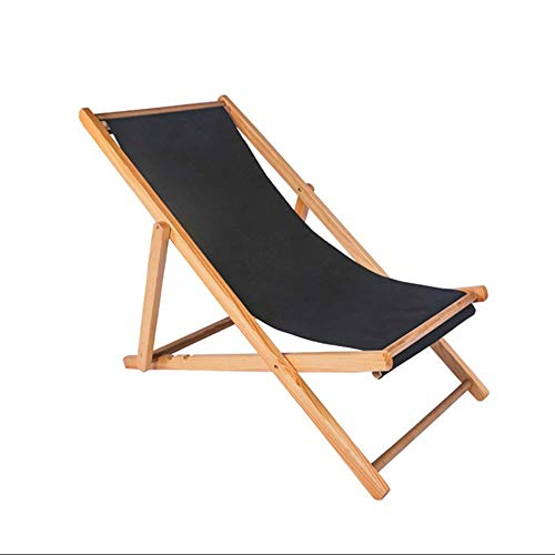 Slaapbank DD-zonneligstoel, opvouwbare strandstoelen van hout, tuin, terras, ligstoelen, strand, ligstoelen (meerdere kleuren zitplaatsen in de openlucht