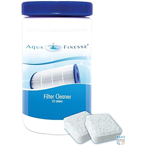 Detergente per filtro Aquafinesse