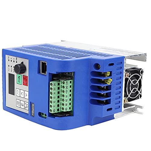 Regulador De Motor, Controlador PID Inversor De Frecuencia Variable De Motor AC 380V Función De Arranque Suave Para Proteger El Equipo